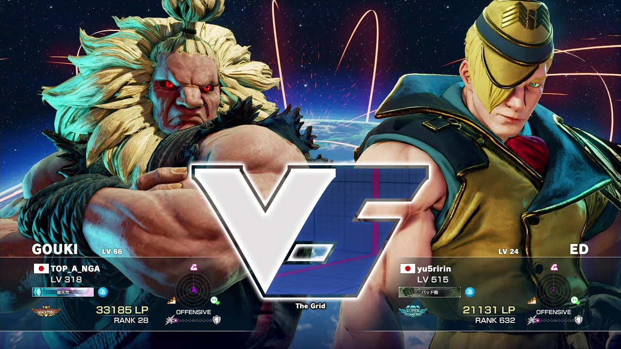 【スト5】ときど(豪鬼)vs yu5ririn(エド)