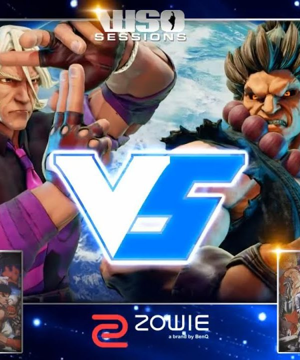 【スト5】WinnerStaysOn Sessions – Top UK Players and Zeku