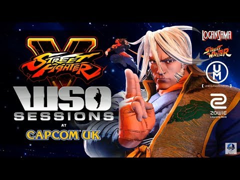 【スト5】WSO Sessions 17/10/17 – Zeku Showcase