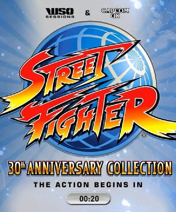 【紹介】WSO Sessions 20/03/18 – Street Fighter 30th Anniversary Collection Showcase Special