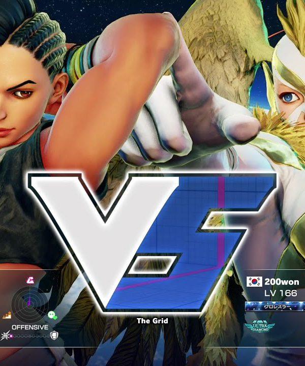 【スト5】ykfre_(ララ)vs 200won(ミカ)